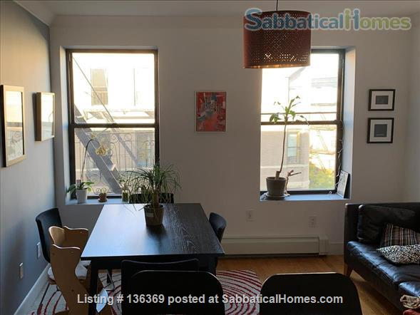 3 Bedroom, 2 baths Apartment in New York. 5th Floor. Home Rental in New York 1