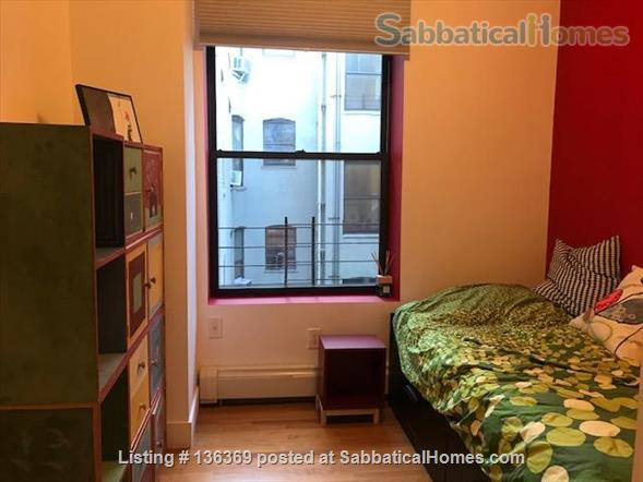3 Bedroom, 2 baths Apartment in New York. 5th Floor. Home Rental in New York 4