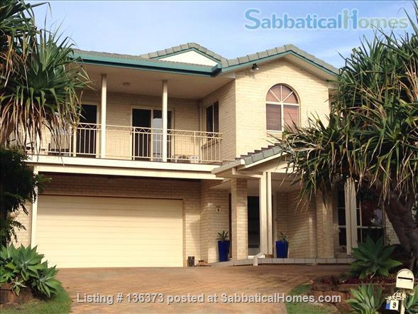 Live The Australian Beach Lifestyle Home Rental in East Ballina, New South Wales, Australia 1