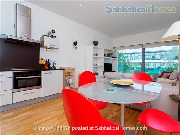 Contemporary London flat in the historic Arsenal Football Stadium  Home Rental in Highbury Square, England, United Kingdom 2