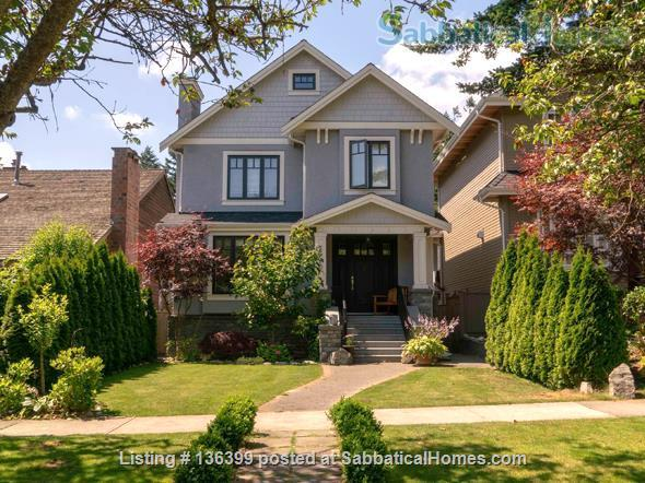 ONE BEDROOM GARDEN LEVEL SUITE - NEAR UBC Home Rental in Vancouver, British Columbia, Canada 1