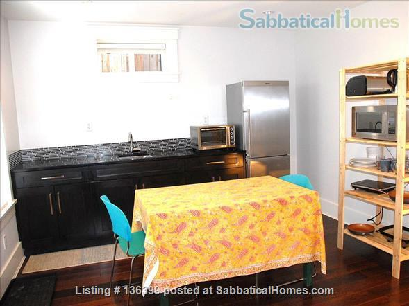 ONE BEDROOM GARDEN LEVEL SUITE - NEAR UBC Home Rental in Vancouver, British Columbia, Canada 7