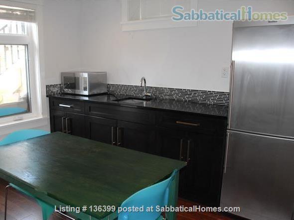 ONE BEDROOM GARDEN LEVEL SUITE - NEAR UBC Home Rental in Vancouver, British Columbia, Canada 8