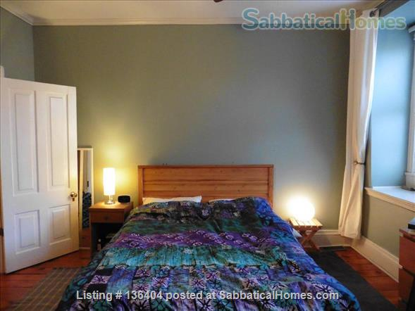 Charming 3 bedroom Victorian home in best neighbourhood in Toronto - utilities included Home Rental in Toronto, Ontario, Canada 5