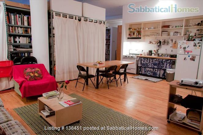 Loft in Tribeca from January 1st to June 1st, 2021 Home Rental in New York, New York, United States 0