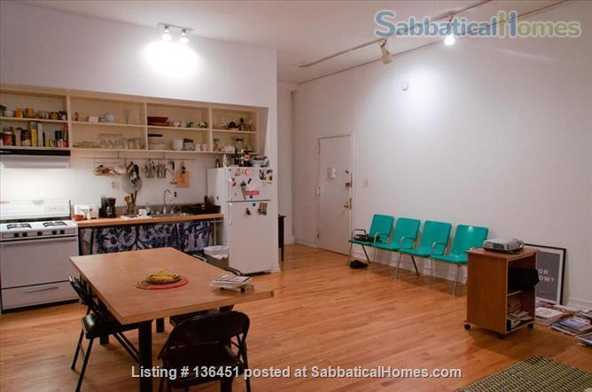 Loft in Tribeca from January 1st to June 1st, 2021 Home Rental in New York, New York, United States 2