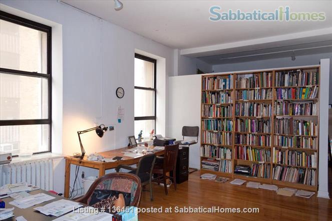 Loft in Tribeca from January 1st to June 1st, 2021 Home Rental in New York, New York, United States 4