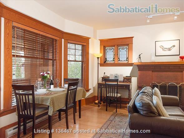 Executive One Bedroom Suite - Best Neighbourhood in Vancouver Home Rental in Vancouver, British Columbia, Canada 2