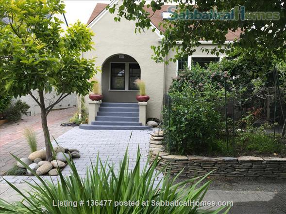 Comfortable Albany Home Close to UC Berkeley Home Rental in Albany, California, United States 1