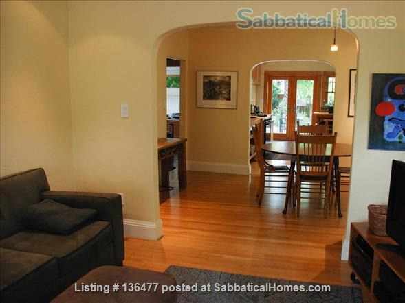 Comfortable Albany Home Close to UC Berkeley Home Rental in Albany, California, United States 2