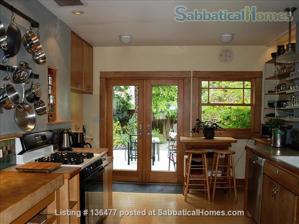 Comfortable Albany Home Close to UC Berkeley Home Rental in Albany, California, United States 3