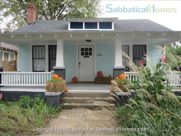 3 Bedroom/2 Bath Craftsman Cottage  Home Rental in Savannah, Georgia, United States 8