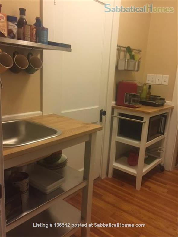 Furnished two bedroom - 5 min walk to Boston College Home Rental in Newton, Massachusetts, United States 4