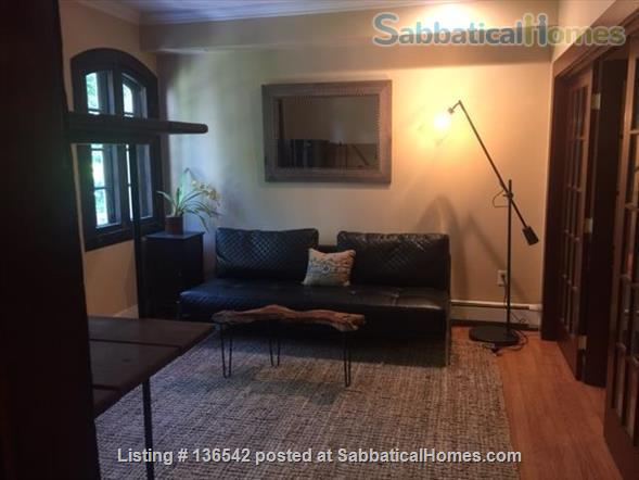 Furnished two bedroom - 5 min walk to Boston College Home Rental in Newton, Massachusetts, United States 6