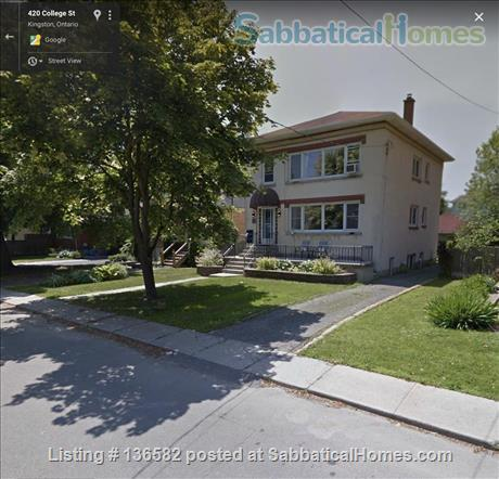 Bright and quiet 2 bedroom apartment Home Rental in Kingston, Ontario, Canada 0