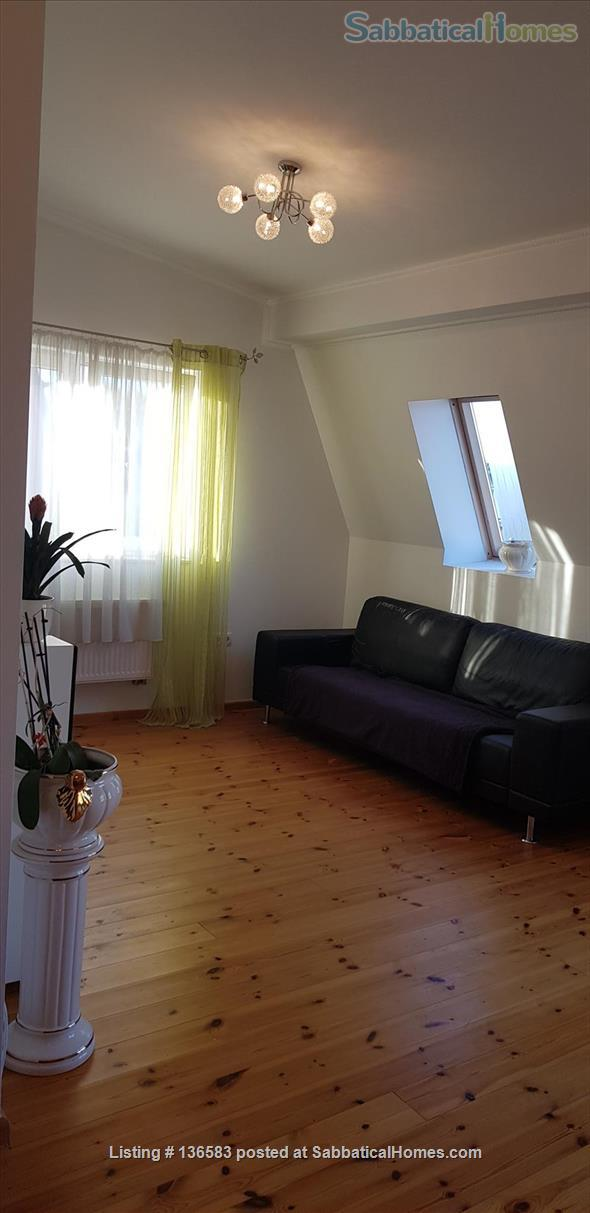 Spacious and quiet Berlin penthouse apartment Home Rental in Berlin, Berlin, Germany 4
