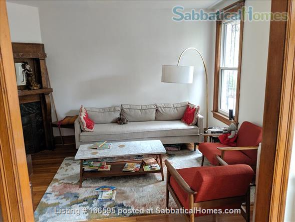 Family friendly house in the heart of Petworth Home Exchange in Washington, District of Columbia, United States 1