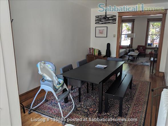 Family friendly house in the heart of Petworth Home Exchange in Washington, District of Columbia, United States 0