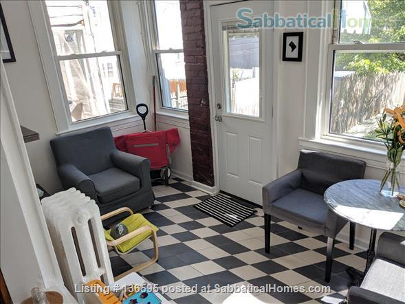Family friendly house in the heart of Petworth Home Exchange in Washington, District of Columbia, United States 3