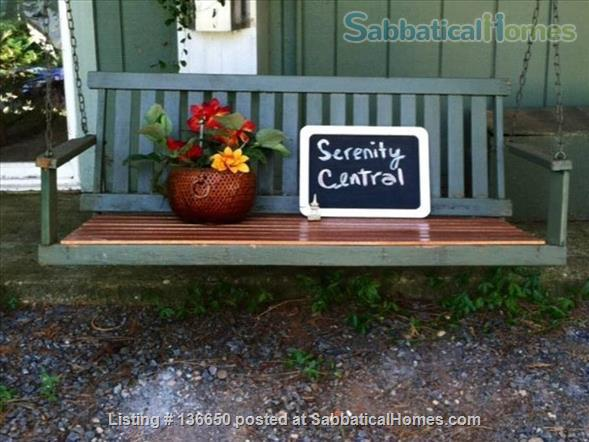 Serenity Central:  A place to listen to the wind and renew your soul Home Rental in Dutch Flat, California, United States 0