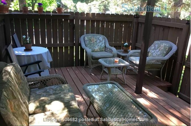 2 bdrm 2 bath fully furnished with park, pool, garage Home Rental in Boulder, Colorado, United States 7