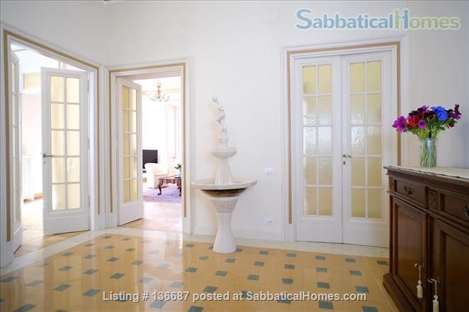 LARGE Glorioso · FAMILY FURNISHED SABBATICAL HOME Home Rental in Roma, Lazio, Italy 9
