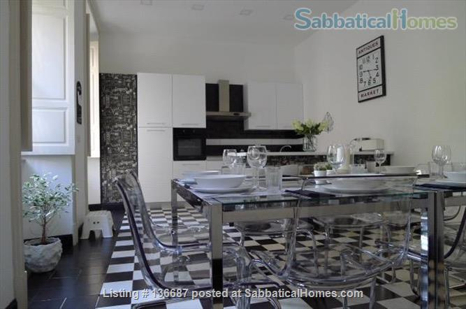 LARGE Glorioso · FAMILY FURNISHED SABBATICAL HOME Home Rental in Roma, Lazio, Italy 0