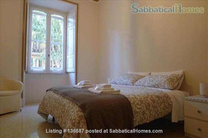 LARGE Glorioso · FAMILY FURNISHED SABBATICAL HOME Home Rental in Roma, Lazio, Italy 4