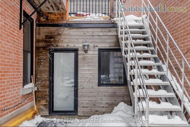 Microhouse - Condo in the heart of Little Italy December 1 - March 1, 2021 Home Rental in Montreal, Quebec, Canada 9
