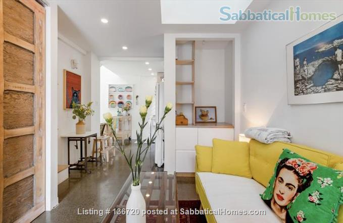Microhouse - Condo in the heart of Little Italy December 1 - March 1, 2021 Home Rental in Montreal, Quebec, Canada 1