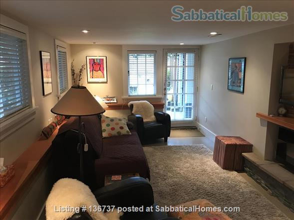 Rebekah and Malcolm's Garden Suite Home Rental in Vancouver, British Columbia, Canada 2