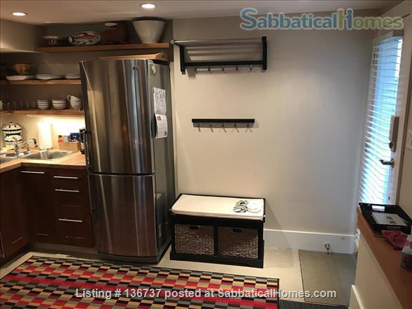 Rebekah and Malcolm's Garden Suite Home Rental in Vancouver, British Columbia, Canada 5