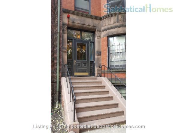 Furnished Studio Apt Minutes Walk from MIT & BU Home Rental in Boston, Massachusetts, United States 1