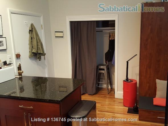 Furnished Studio Apt Minutes Walk from MIT & BU Home Rental in Boston, Massachusetts, United States 5