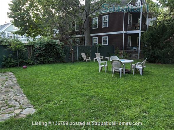 Beautiful furnished 3 BR 2 Bath duplex apt. near Harvard for summer Home Rental in Cambridge, Massachusetts, United States 0