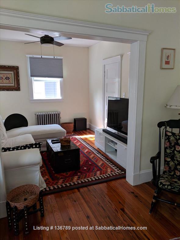 Beautiful furnished 3 BR 2 Bath duplex apt. near Harvard for summer Home Rental in Cambridge, Massachusetts, United States 2