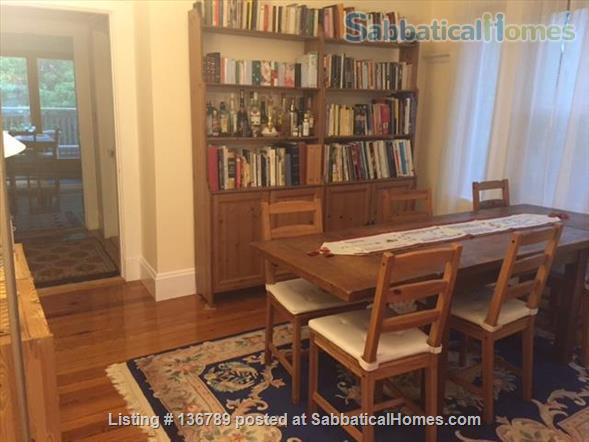Beautiful furnished 3 BR 2 Bath duplex apt. near Harvard for summer Home Rental in Cambridge, Massachusetts, United States 3