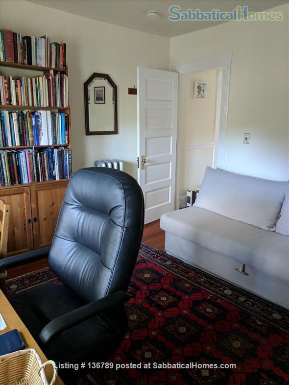 Beautiful furnished 3 BR 2 Bath duplex apt. near Harvard for summer Home Rental in Cambridge, Massachusetts, United States 8
