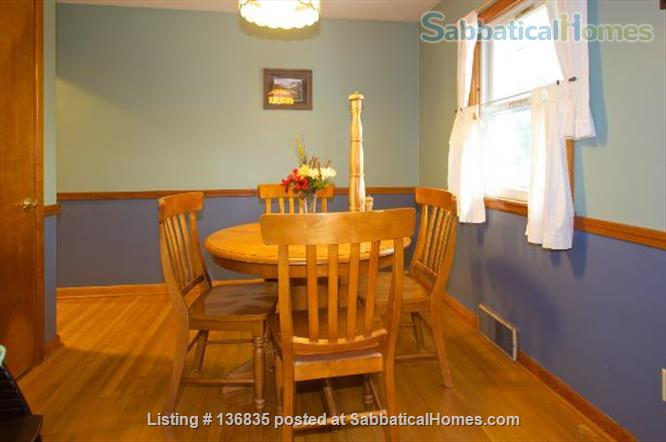 Central to enjoy all Burlington has to offer Home Rental in Burlington, Vermont, United States 1