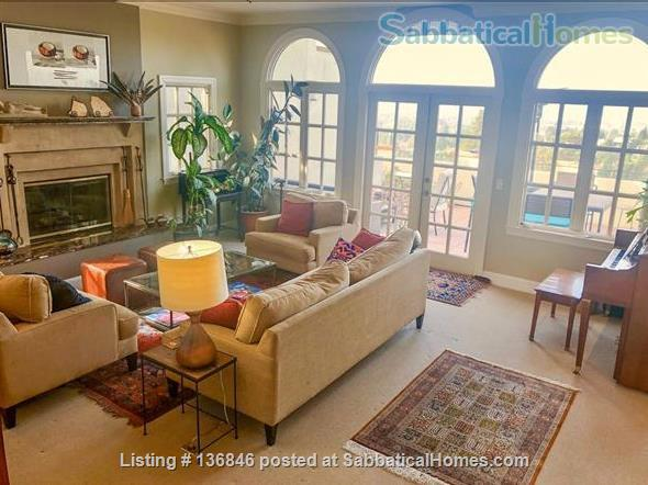 Spacious & Furnished Upper Rockridge Home for 1-year rental Home Rental in Oakland, California, United States 4