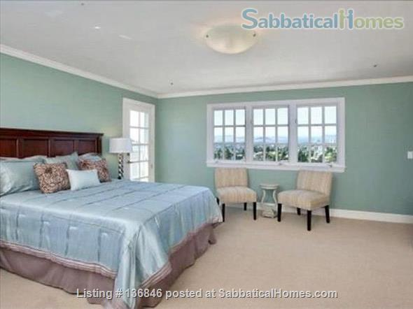 Spacious & Furnished Upper Rockridge Home for 1-year rental Home Rental in Oakland, California, United States 6