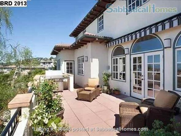Spacious & Furnished Upper Rockridge Home for 1-year rental Home Rental in Oakland, California, United States 8