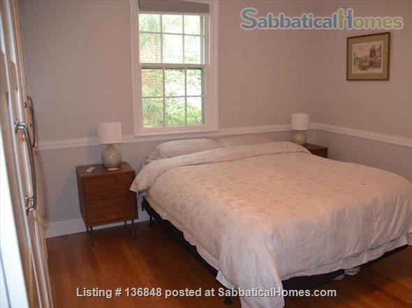 Updated, All-Inclusive, Recently Furnished Chevy Chase DC Townhouse near shops, restaurants, and bookstore Home Rental in Washington, District of Columbia, United States 8