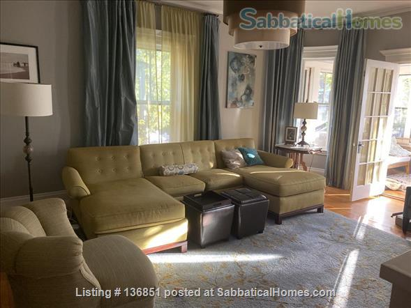 Large Furnished Victorian Home, Perfect Family Location in Brookline,  Pet Friendly Home Rental in Brookline, Massachusetts, United States 0