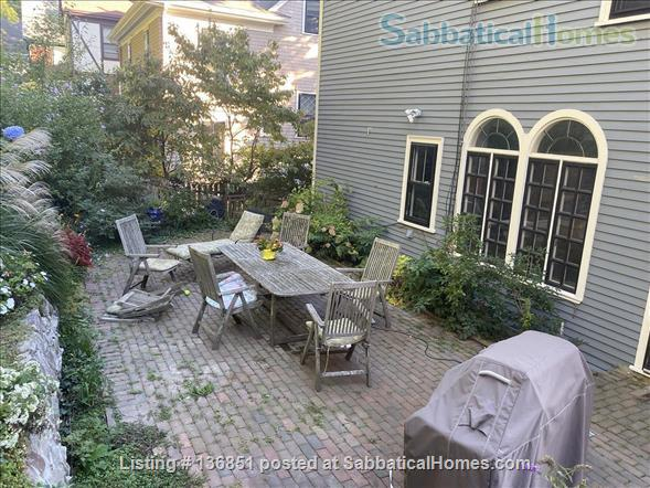 Large Furnished Victorian Home, Perfect Family Location in Brookline,  Pet Friendly Home Rental in Brookline, Massachusetts, United States 3