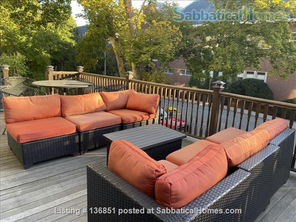 Large Furnished Victorian Home, Perfect Family Location in Brookline,  Pet Friendly Home Rental in Brookline, Massachusetts, United States 4