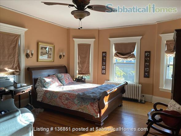 Large Furnished Victorian Home, Perfect Family Location in Brookline,  Pet Friendly Home Rental in Brookline, Massachusetts, United States 5