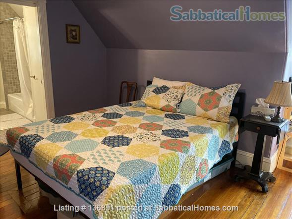 Large Furnished Victorian Home, Perfect Family Location in Brookline,  Pet Friendly Home Rental in Brookline, Massachusetts, United States 6