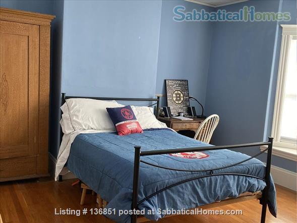 Large Furnished Victorian Home, Perfect Family Location in Brookline,  Pet Friendly Home Rental in Brookline, Massachusetts, United States 7