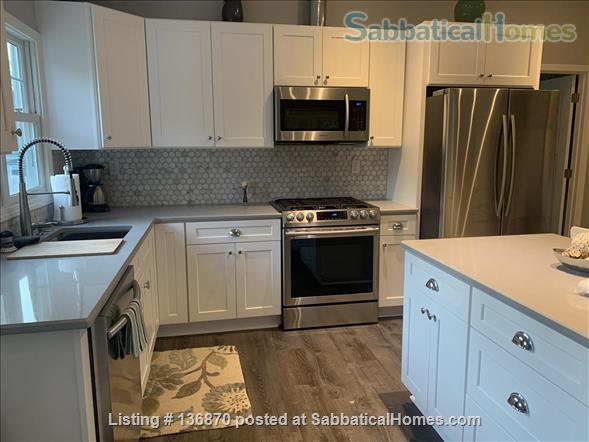 Brand New One Bedroom Carriage House (ADU) Near University of Michigan Campus and Athletic Facilities Home Rental in Ann Arbor, Michigan, United States 0